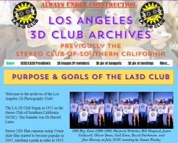 LA 3-D Club Archive